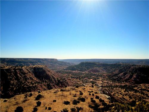 Palo Dura Canyon State Park